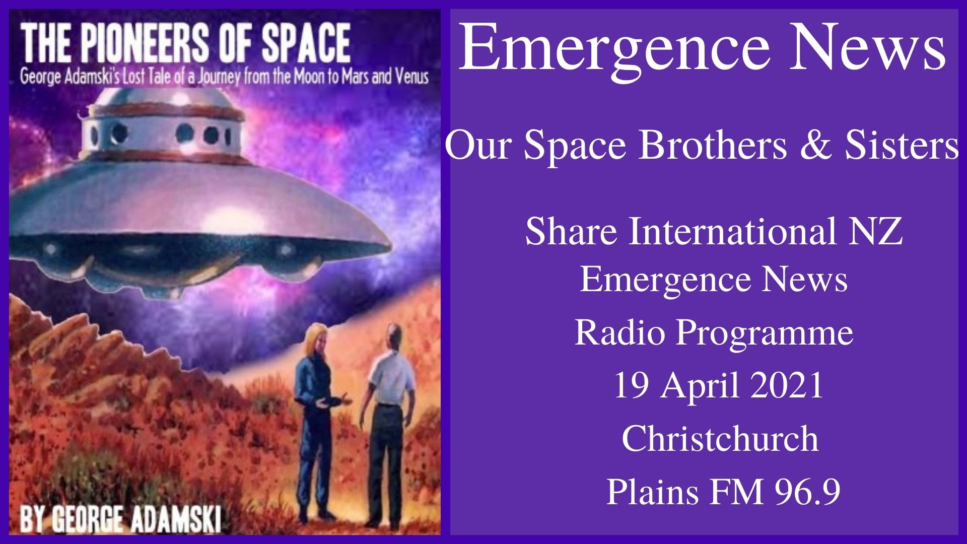 49) Our Space Brothers and Sisters