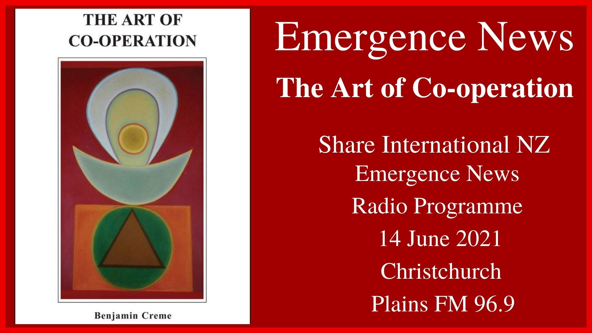 53) The Art of Co-operation